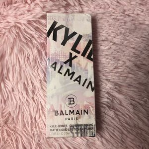 Kylie X Balmain Lip Set
